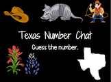 Texas Number Chat **Powerpoint**