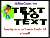 Text to Text Connection Poster