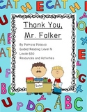 Thank You Mr. Falker Notice and Note Close Reading Activities