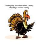 Thanksgiving Around the World literacy center packet