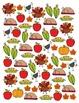 Thanksgiving Centers & Fun Activities {Math & Language}