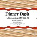 Thanksgiving Dinner Dash