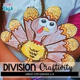 Thanksgiving Division Activity