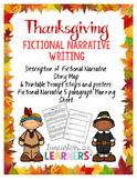 Thanksgiving Fictional Narrative