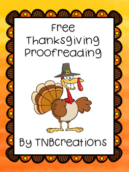 Thanksgiving FREE