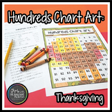Thanksgiving Hundreds Chart Art (Mystery Picture)