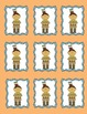 Thanksgiving Pattern Cards