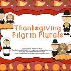 Thanksgiving Pilgrim Plurals