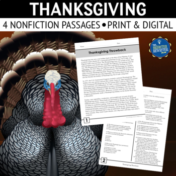 Thanksgiving Reading