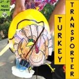 Thanksgiving STEM Design Challenge: Turkey Transporter