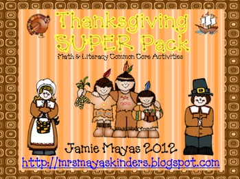 Thanksgiving Super Pack