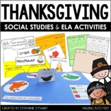 Thanksgiving {Thanksgiving Unit For The Common Core Classroom}
