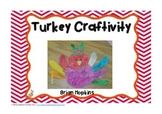 Thanksgiving Turkey Craftivitiy