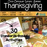 Thanksgiving Unit: Thematic Common Core Curricular Essentials