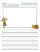 Thanksgiving Words Writing Pack