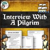 Thanksgiving Writing - Pilgrims