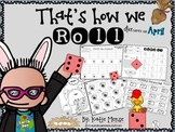 That's How We Roll: Dice Games for April