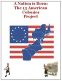13 Colonies: American Revolution