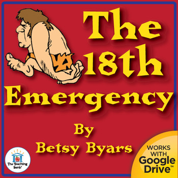 The 18th Emergency Novel Unit CD~ Common Core Aligned!