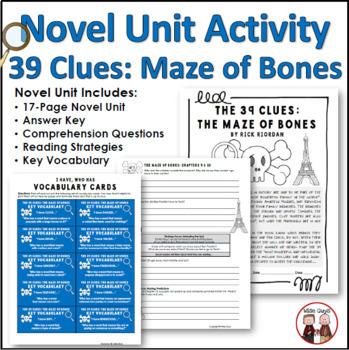 39 Clues: The Maze of Bones