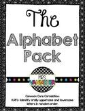 The Alphabet Pack