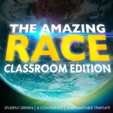 The Amazing Race: Classroom Edition (Includes Customizable