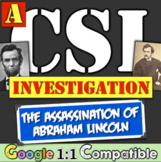 The Assassination of President Lincoln - A CSI Investigati