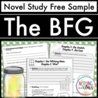 The BFG-Novel Study_Free Sample
