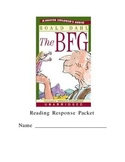 The BFG Reading Response Packet