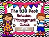 The BIG PACK {Behavior Management Cards}