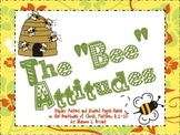 The Beatitudes (Song, Posters, Coloring Sheets, and Writin