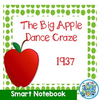 The Big Apple Dance Craze 1937 - Smart Notebook