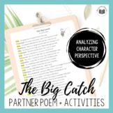 """The Big Catch!"" {Partner Perspective Poem}"