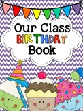 The Birthday Binder and Class Birthday Book Pack
