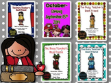 The Busy Teacher's Best Friend (September-January): SECOND GRADE