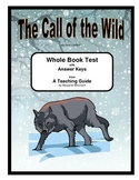 The Call of the Wild    Whole Book Test