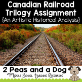 The Canadian Railroad Trilogy Historical Analysis Assignment