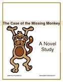 The Case of the Missing Monkey - A Novel Study!
