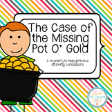 Drawing Conclusions: St. Patrick's Day {The Case of the Mi