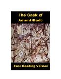The Cask of Amontillado - Easy Reading Version