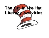 The Cat In The Hat By Dr Seuss - Literacy Activities