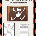 Mr. Crazy Bones Craftivity