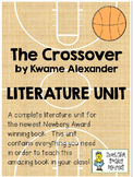 The Crossover, by Kwame Alexander, Complete Literature UNI