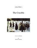 Crucible Crossword Puzzle and Three Tests