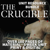 Crucible REVISED Literature Guide