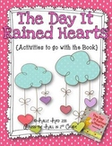The Day It Rained Hearts {Craftivity & Printables}
