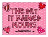 The Day It Rained Nouns: A Valentine Craftivity