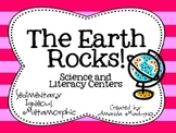 The Earth Rocks! Teaching Centers for Earth and Rocks