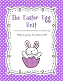 The Easter Egg by Jan Brett Unit - Printable Activities