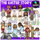 The Easter Story Clip Art Bundle